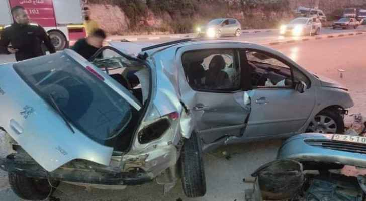 Two sisters killed in car accident in Dura city in Palestine