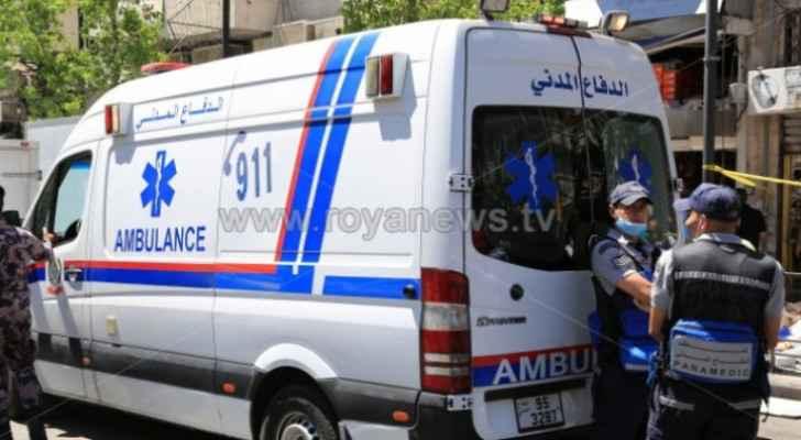 One dead, five injured in minibus accident in Karak