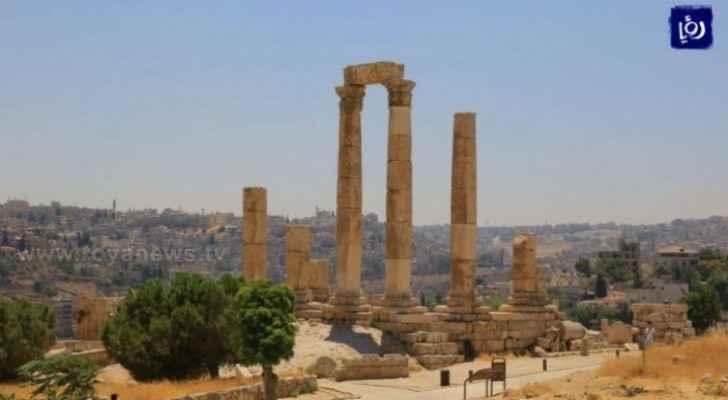 Temperatures continue to rise in Jordan