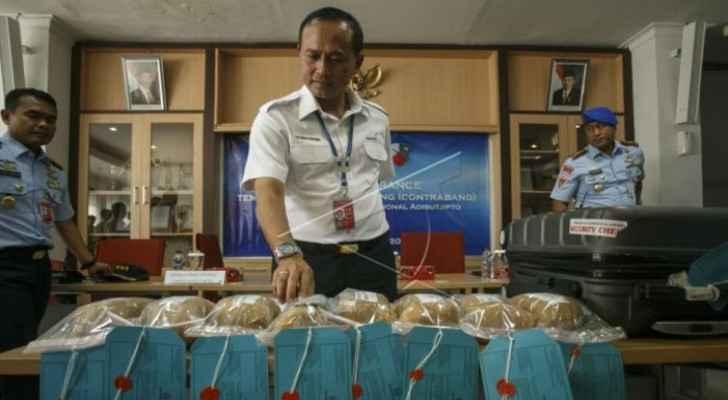 Indonesian police seize methamphetamine worth $82 million