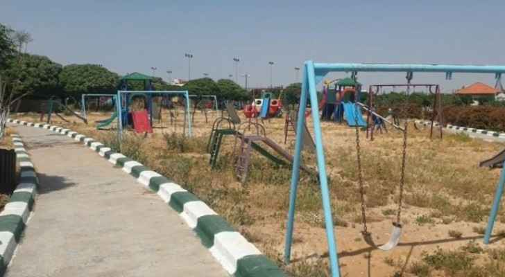 Irbid parks remain closed despite government decisions to reopen them