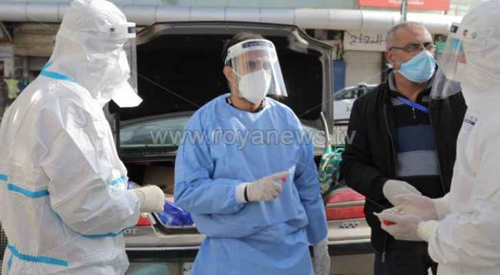 Jordan records 35 deaths and 704 new coronavirus cases