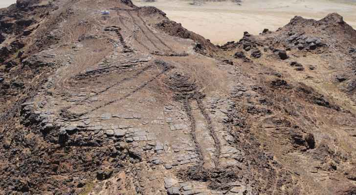 Saudi Arabia discovers complex archaeological structures, older than expected