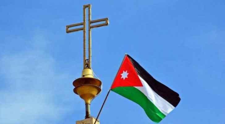 Christians in Jordan celebrate Easter