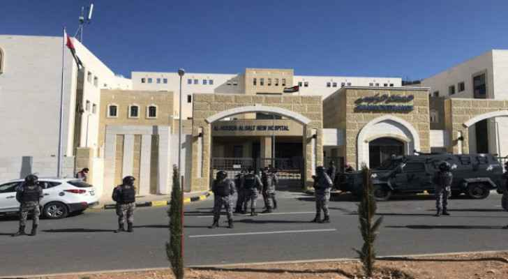Two anesthesiologists give testimonies in Al-Hussein Salt New Hospital hearing