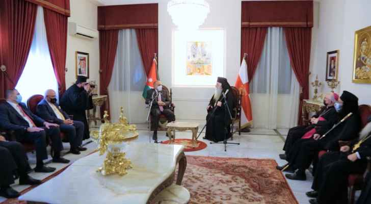 PM extends Easter greetings to Orthodox Christians in Jordan