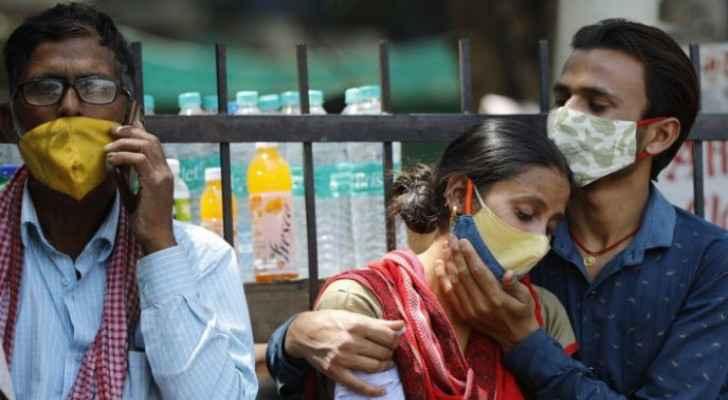 India exceeds 20 million COVID-19 cases