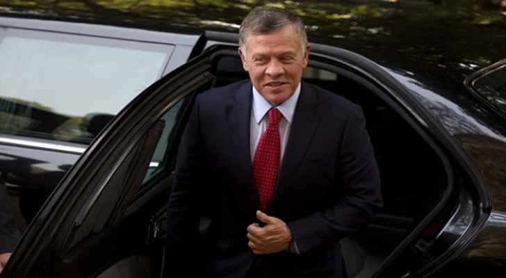King Abdullah II to visit Brussels Wednesday to discuss bilateral ties
