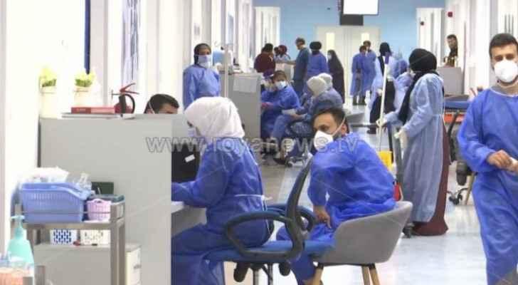 Jordan records 30 deaths and 1,530 new coronavirus cases