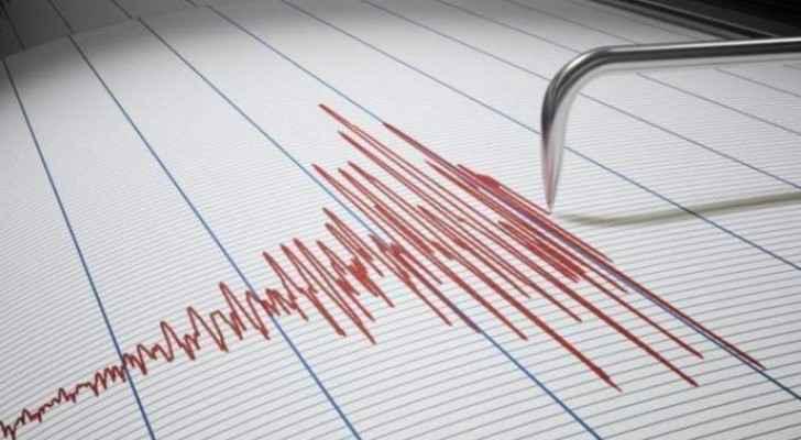 Earthquake strikes western Turkey
