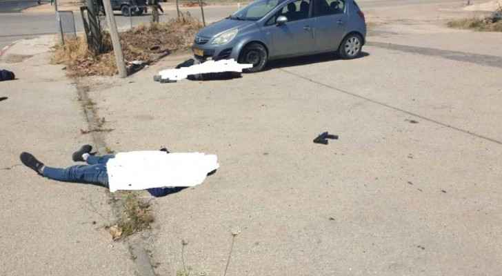 IOF kills two Palestinians, injures another at Salem Military Checkpoint