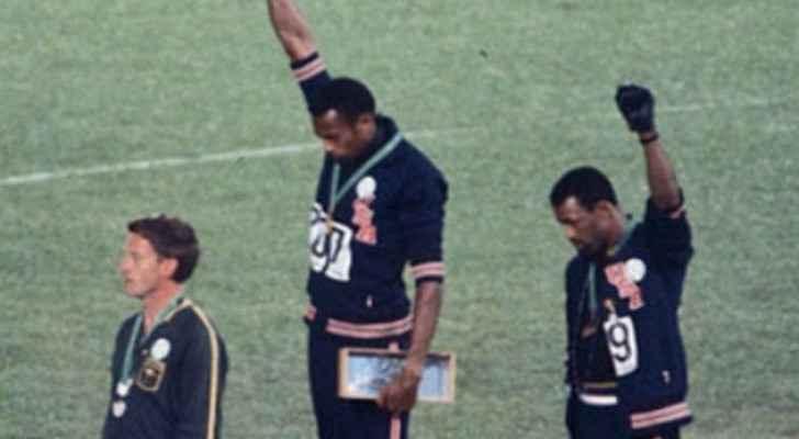 IOC bans BLM apparel, slogans from Olympics