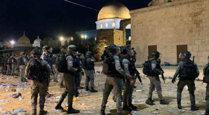 Israeli Occupation violence injures 180 Palestinians during confrontations