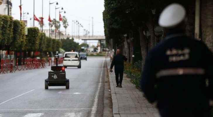 Tunisia goes into partial lockdown amid 'worst health crisis in history'
