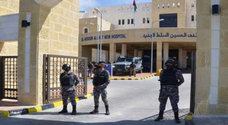 Oxygen-supply company to give testimony in relation to Al-Hussein Salt New Hospital incident