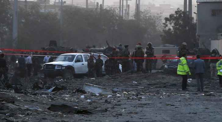 At least 11 killed in bus bombing in Afghanistan