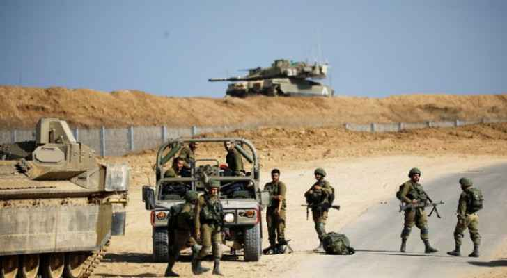 IOF call on 7,000 reservists ahead of possible operation in Gaza
