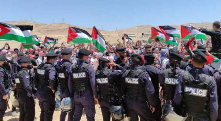 Facebook shuts down Jordanian border protest group