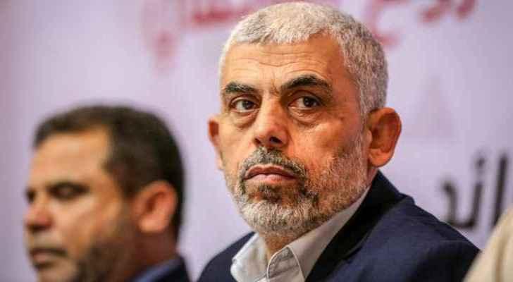 IOF bombs home of Yahya Sinwar, head of Hamas political bureau