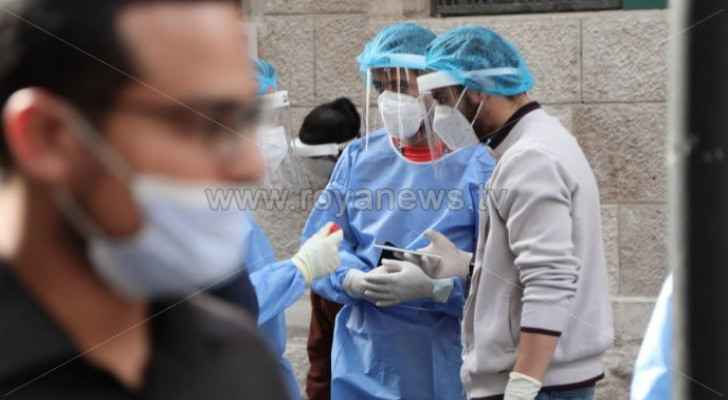 Jordan records 16 deaths and 809 new coronavirus cases