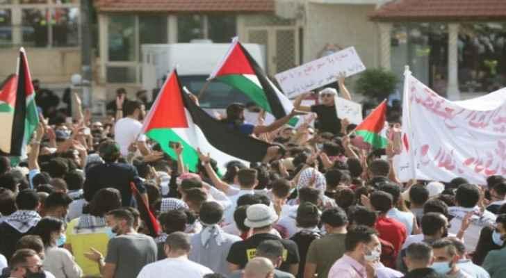 'Expel Zionist ambassador from Jordan' hashtag trends in Jordan