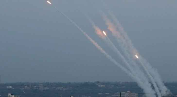 Five Israeli Occupation settlers wounded in missile strikes on Occupied Ashkelon