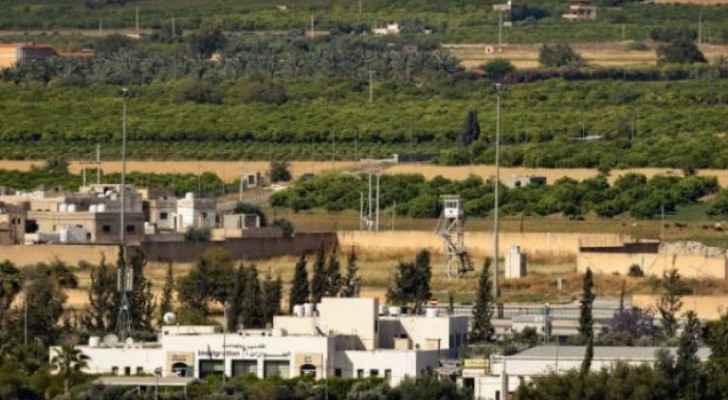 Three Jordanians cross Jordanian-Palestinian border, reach Beit She'an