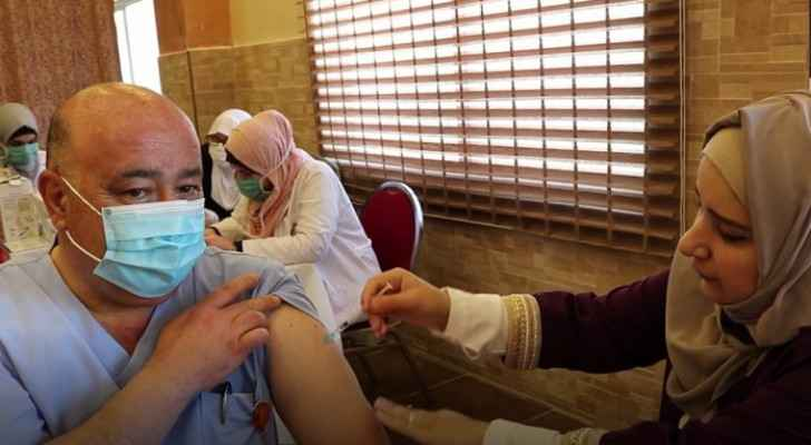 29,000 people get vaccinated in Aqaba: Health Affairs Director