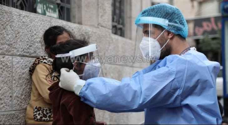 Jordan records 19  deaths and 1,174 new coronavirus cases