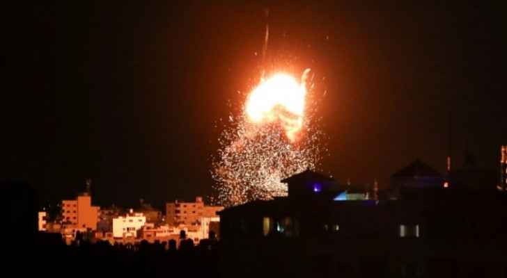 IOF launches 30 strikes on Gaza in 30 minutes