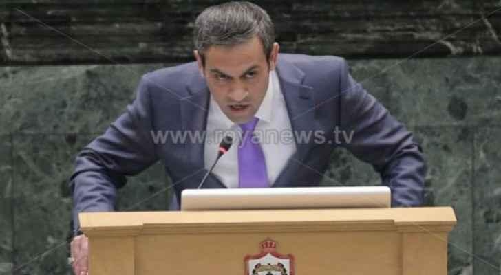 Lower House of Parliament freezes  MP Ajarmah's membership