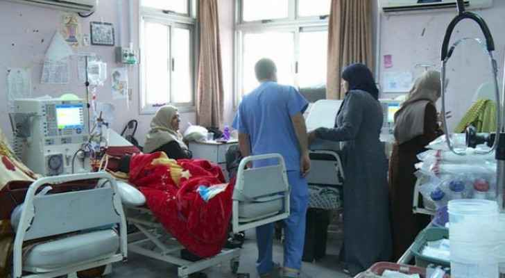 WHO calls for evacuating patients in Gaza Strip to receive treatment