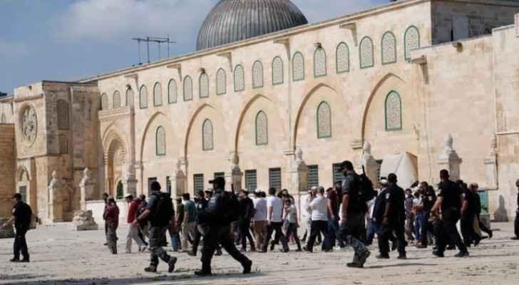 Israeli Occupation MP, settlers storm Al-Aqsa Mosque