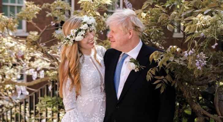 British PM Boris Johnson marries fiancé Carrie Symonds