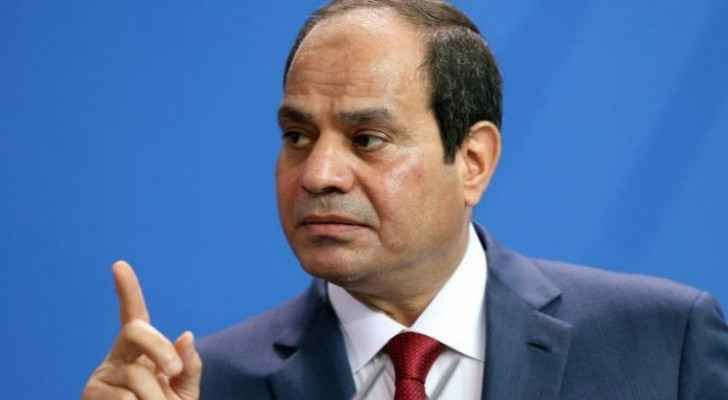 Sisi calls for end to Palestinian division