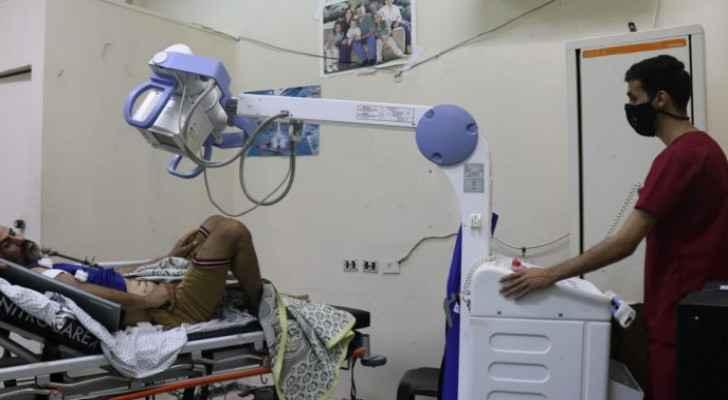 Jordanian medical teams continue treatment services in Gaza