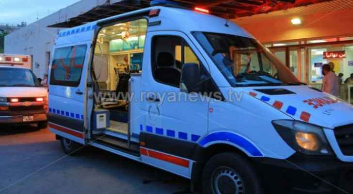 Two children dead, three injured in traffic accident on Yajouz  Bridge: PSD