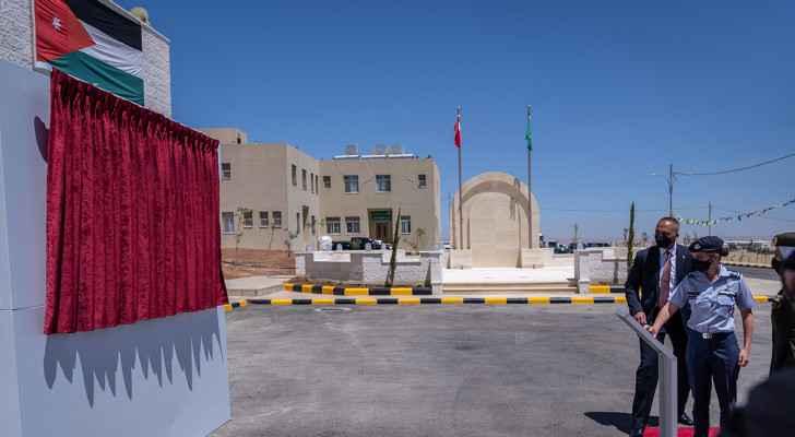 Princess Salma inaugurates military training center for women