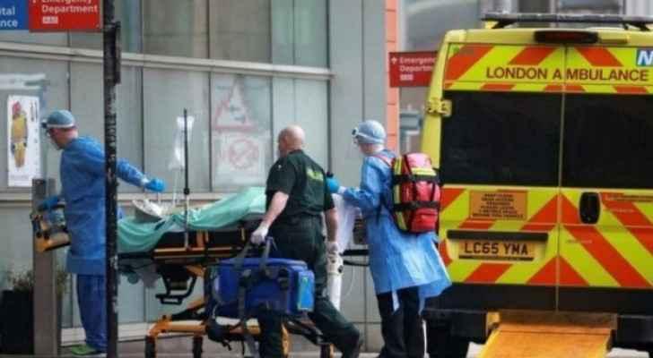 Britain records one death and 5,683 new coronavirus cases
