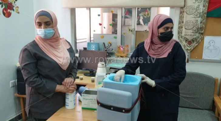 52 percent of people in Aqaba got vaccinated against COVID-19: ASEZA