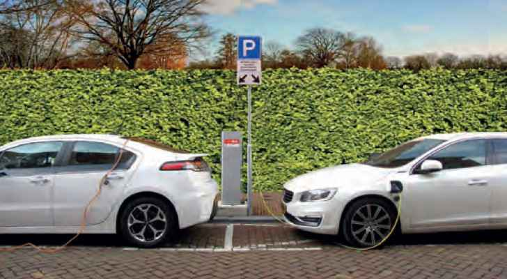 The Netherlands and Jordan work together to strengthen Jordan's electric vehicle infrastructure