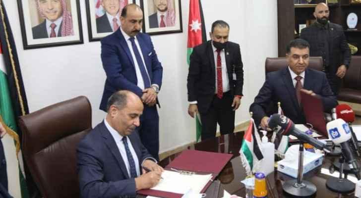 Palestine, Jordan launch joint agricultural venture