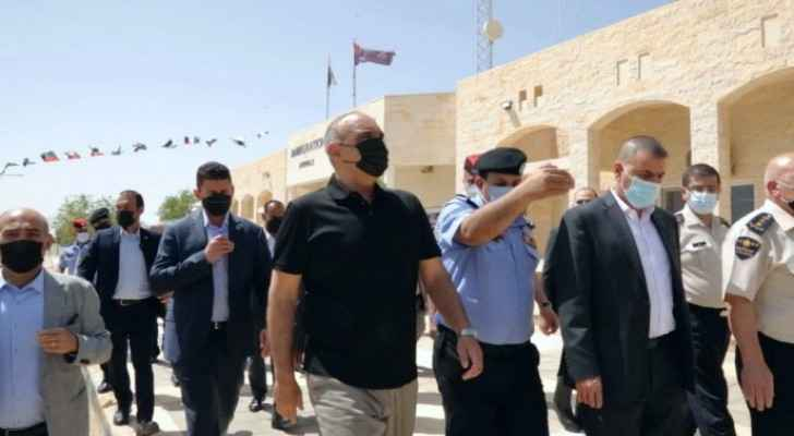 PM stresses need for workers in border posts to reflect 'true image of Jordan'