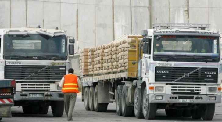 Israeli Occupation demands Egypt to prevent entry of cement into Gaza