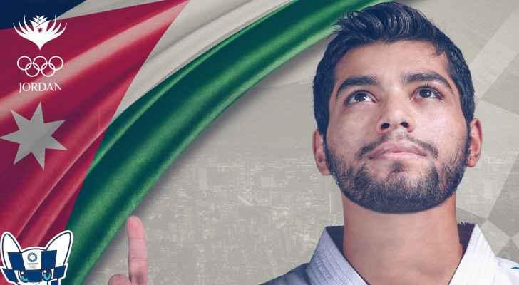 Ninth Jordanian athlete qualifies for Olympics