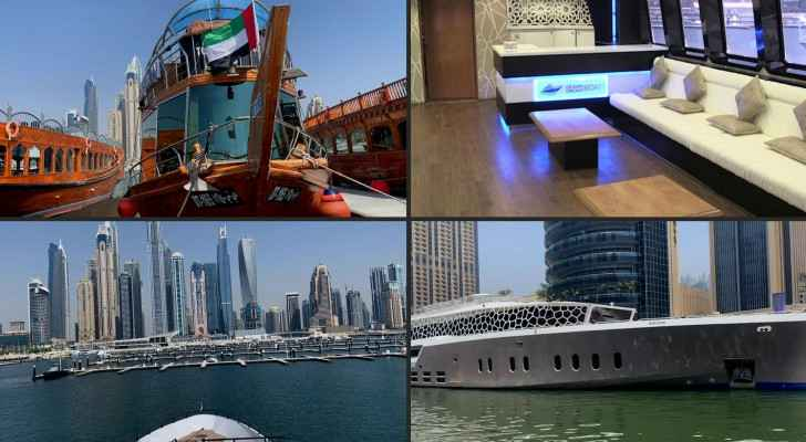 Dubai's yachts offer socially-distanced luxury