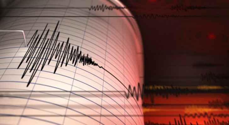 Earthquake startles residents of Jordan, Palestine