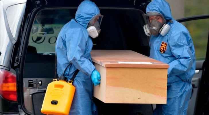 US coronavirus death toll passes 600,000