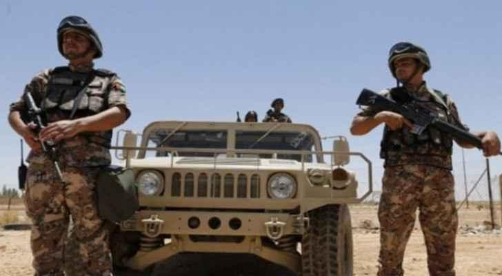 JAF captures German man attempting to infiltrate Syrian territories from Jordan