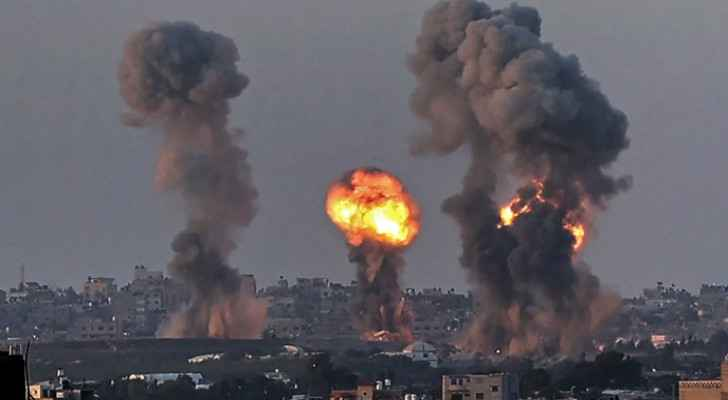 Bombing of Gaza a failed attempt to stop Palestinian resistance solidarity with Jerusalem: Hamas